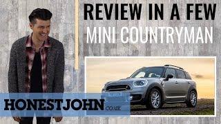Car review in a few | MINI Countryman 2018 [+PHEV plug-in hybrid]