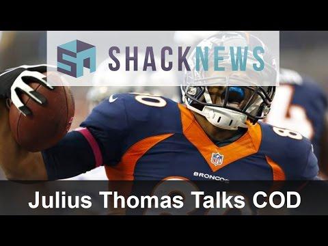 Julius Thomas Talks Call Of Duty Havoc DLC