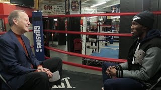Robert Easter Jr. with Jim Gray | SHOWTIME Boxing