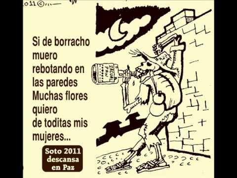 Versos De Calaveras Mexicanas