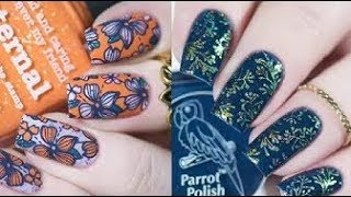 Awesome Nails Video Tutorial Compilation   DIY 1st