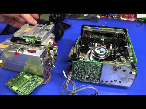 EEVblog #375 - Sony Video 8 Camcorder Teardown