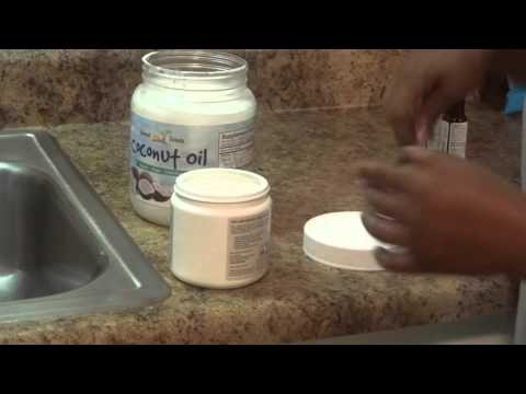 Recycle your Hair Product Containers/ DIY Coconut Delight for Hair