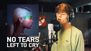 Remaking NO TEARS LEFT TO CRY by ARIANA GRANDE in ONE HOUR | ONE HOUR SONG CHALLENGE