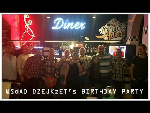 37-me Urodziny DzejkZet Of WSoAD