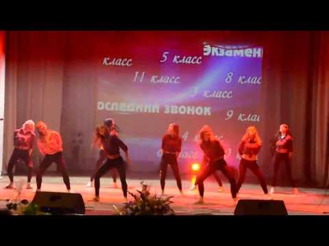 танец девочек выпуск 2016 сш№14 г  БРЕСТ