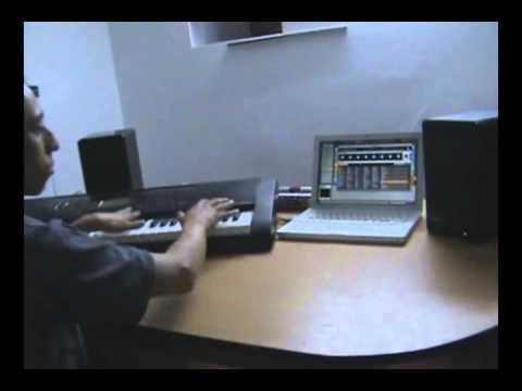 casio ctk 3000 como controlador MIDI
