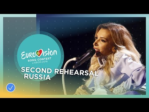 Julia Samoylova - I Won't Break - Exclusive Rehearsal Clip - Russia - Eurovision 2018