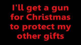 Watch Vandals A Gun For Christmas video
