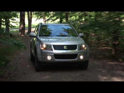 2010 Suzuki Grand Vitara Limited V6 4X4 - Drive Time Review