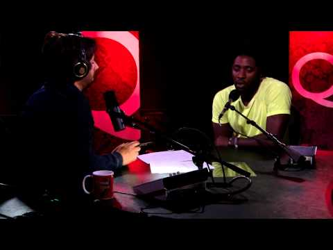 Bloc Party's Kele Okereke in Studio Q