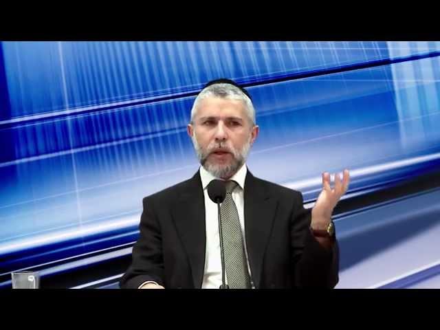 הרב זמיר כהן - נטיות הפוכות נרכש או מולד?