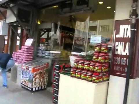 Продуктовые магазины Турции. TURKEY. IZMIR.