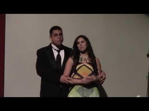 All of Me Duet Eric Posadas and Taryn Koncaba Nederland High School 2014