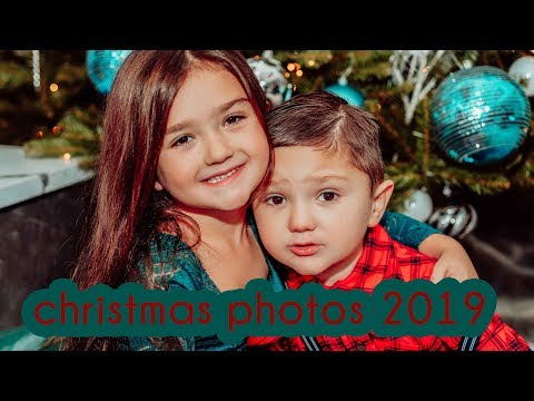JWOWW'S HOLIDAY PHOTO SHOOT WITH MEILANI & GREYSON! || BTS