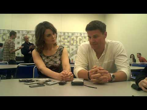 Screen Rant - Comic-Con 2010: Interview With David Boreanaz & Emily Deschanel.