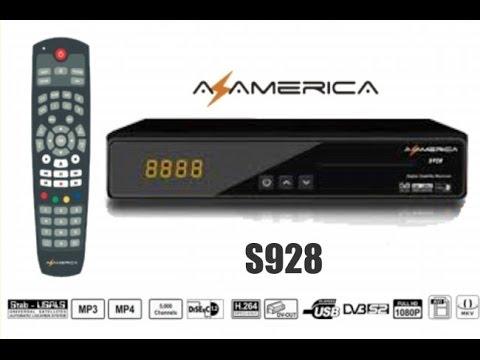 COMO FAZER RECOVERY AZAMERICA S928 TRAVADO NO LED PASSO A PASSO 28/04/2014