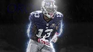 Odell Beckham JR Mix Swang