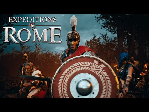 Expeditions: Rome - Announcement Trailer
