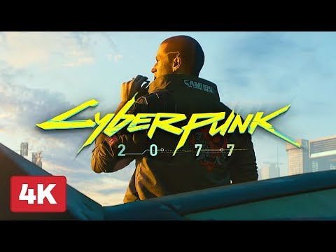 Cyberpunk 2077 First Look Trailer - E3 2018