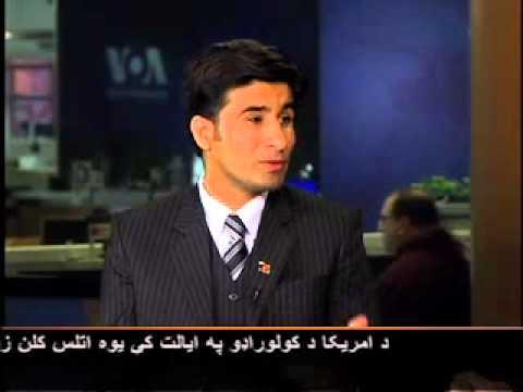 Pashto Language and Culture Instructor   Studio Guest