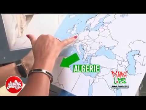 Femme Algérienne Ne Connais Pas Ou Se Trouve L'algèrie video