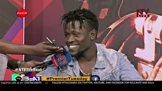 NTV THE BEAT: That moment when singer Dax Vybz was pranked live on TV