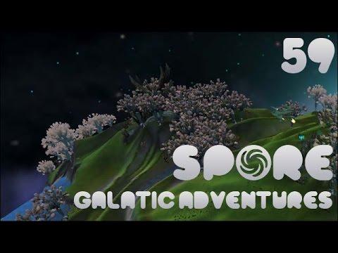 Spore! Galactic Adventures #59 - Creating Carnivorous Lily Slugs