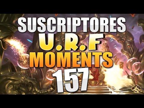 Download Lagu ESPECIAL URF 2017 | SUSCRIPTORES URF MOMENTS (League of Legends) MP3 Free