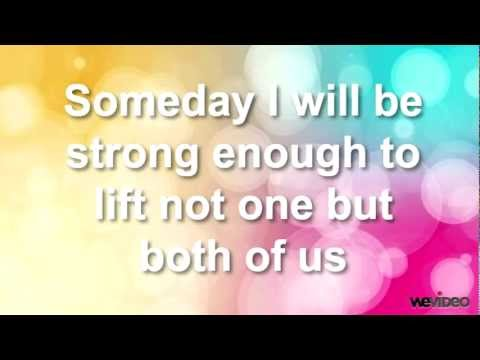 B.o.B - Both Of Us (feat. Taylor Swift) - With Lyrics on Screen - No Pitch Change - 1080p HD