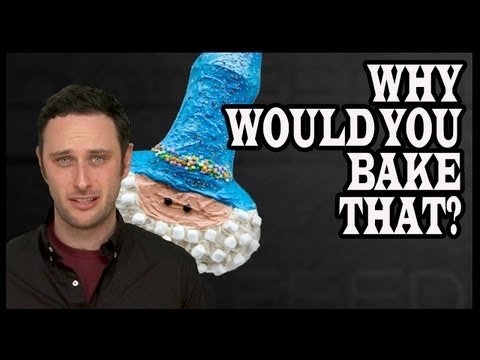 10 Ridiculous Not-a-Dick Cakes from a Weiner-Shaped Pan