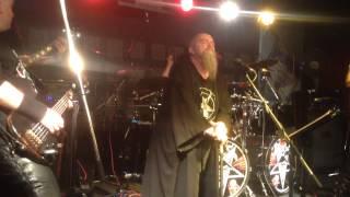 Root - Píseň pro Satana/666 Live 17.10.2014 DukuDuku Moravská Třebová (CZE)