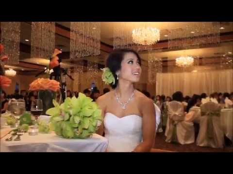 Wedding Of Thuy Vo And Daniel Nguyen video