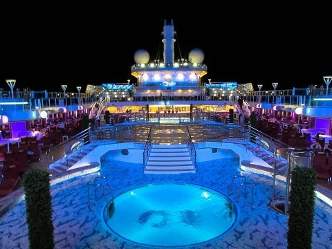 Royal Princess Cruise Ship Tour and Review 2014 - Cruise Fever