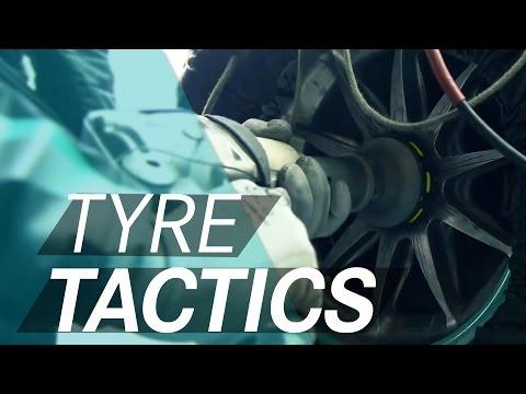 Nico Rosberg talks tyre strategy for the F1 Austrian GP