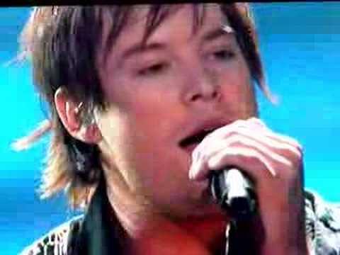 David Cook- Billy Jean- American Idol Top Ten