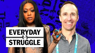 Trina & Drew Brees Don't Understand Protesting, All Cops in Floyd Murder Charged | Everyday Struggle