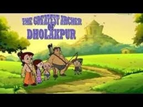 Chhota Bheem The Greatest Archer Of Dholakpur video