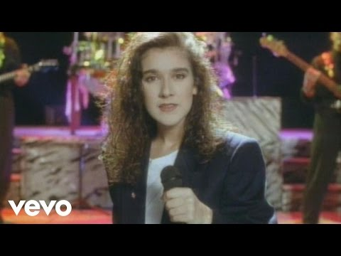 Céline Dion - Where Does My Heart Beat Now