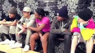 The Remel London Show - Lethal Bizzle, Wiley, Rascals, Joe Black [@Remel_London] | Link Up TV