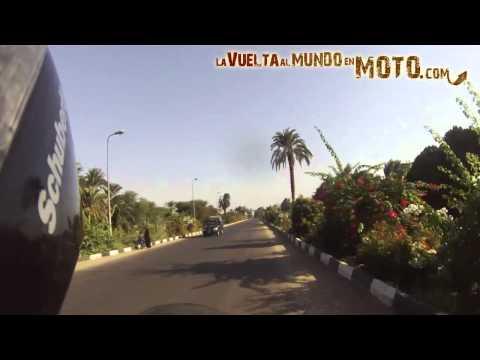 La vuelta al mundo en moto.com: Africa 5 Sudan y Egipto