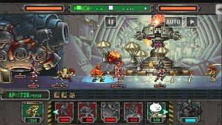 [HD]Metal slug defense. SORTIE!  AMADEUS MOTHER BASE  !!! (1.43.0 ver)