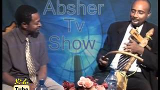 Funny Interview With Wishetu Defar - New Ethiopian Comedy 2015