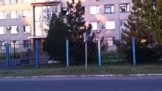03.11.14. Украинские фашисты разрушают инфраструктуру на оккупированных территориях в Новороссии