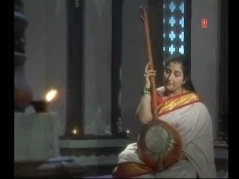 Maago Aanandomoyee By Anuradha Paudwal Shyama Sangeet Bengali...