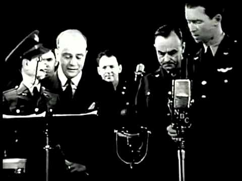 Jimmy Stewart and Edgar Bergen Radio Routine