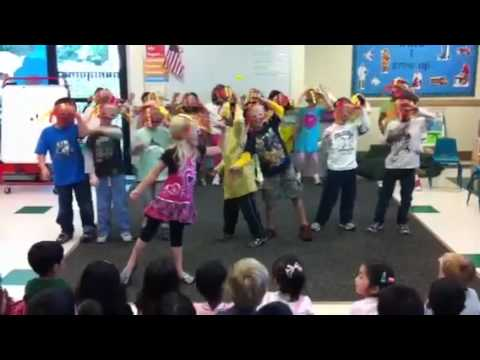 2011 Cedar Crest Academy Talent Show -- KinderGarten class