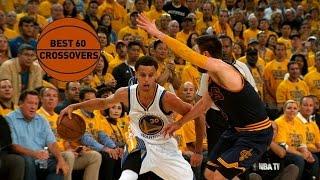 Best 60 Crossovers 2015 NBA Season