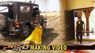 Saakshyam  Making Video  | | Bellamkonda Sreenivas | Pooja Hegde | Sriwass | Jagapathi Babu