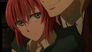 when your wife betrays you😅 ( Mahoutsukai no Yome Scene)